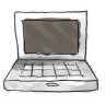 96x96px size png icon of Computer