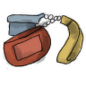 96x96px size png icon of Lanyard