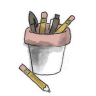 96x96px size png icon of Pencilcase 2