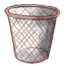 96x96px size png icon of Trash Empty