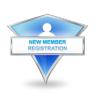 96x96px size png icon of Login Registration