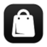 96x96px size png icon of Bag