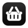 96x96px size png icon of Basket 2