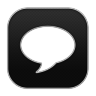 96x96px size png icon of Chat 2