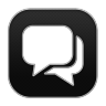 96x96px size png icon of Chat 3