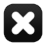 96x96px size png icon of Close