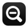 96x96px size png icon of Zoom Out