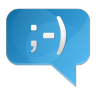 96x96px size png icon of chat comment