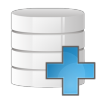 96x96px size png icon of database add