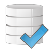 96x96px size png icon of database check