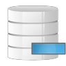 96x96px size png icon of database remove