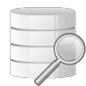 96x96px size png icon of database search