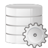 96x96px size png icon of database settings