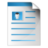 96x96px size png icon of document photo