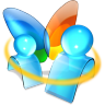 96x96px size png icon of Messenger