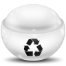 96x96px size png icon of Recycle Empty