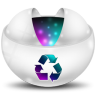 96x96px size png icon of Recycle Full