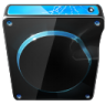 96x96px size png icon of broken harddisk
