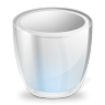 96x96px size png icon of Desktop trash empty