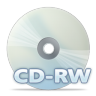 96x96px size png icon of Disc cdrw