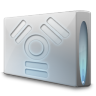 96x96px size png icon of Drive firewire