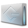96x96px size png icon of Drive scsi