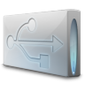 96x96px size png icon of Drive usb