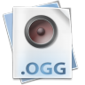 96x96px size png icon of Filetype ogg