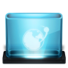96x96px size png icon of World