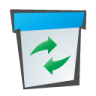 96x96px size png icon of Bin