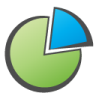 96x96px size png icon of Chart Pie