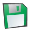 96x96px size png icon of Floppy Disk