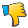 96x96px size png icon of Thumb Down