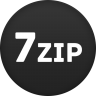 96x96px size png icon of 7zip