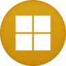 96x96px size png icon of Microsoft
