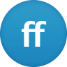 96x96px size png icon of friendfeed