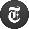 96x96px size png icon of new york times