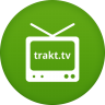 96x96px size png icon of trakt tv