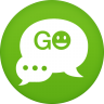 96x96px size png icon of go sms