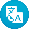 96x96px size png icon of google translate