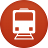 96x96px size png icon of public transport