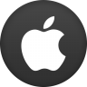96x96px size png icon of apple 2