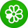 96x96px size png icon of icq