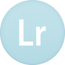 96x96px size png icon of lightroom