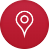96x96px size png icon of maps