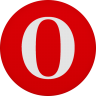 96x96px size png icon of opera