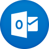 96x96px size png icon of outlook