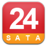 96x96px size png icon of 24sata