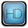 96x96px size png icon of HD