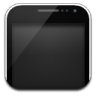 96x96px size png icon of Phone galaxy nexus white